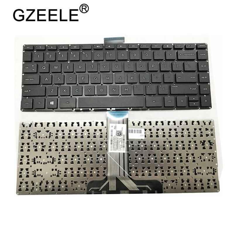 GZEELE новая клавиатура для ноутбука США hp павильон 13-s168nr 13-s121nr 13-s122nr 13-s122ds 13-s128nr 13-S 13-S000 13-S020NR 13-S067NR