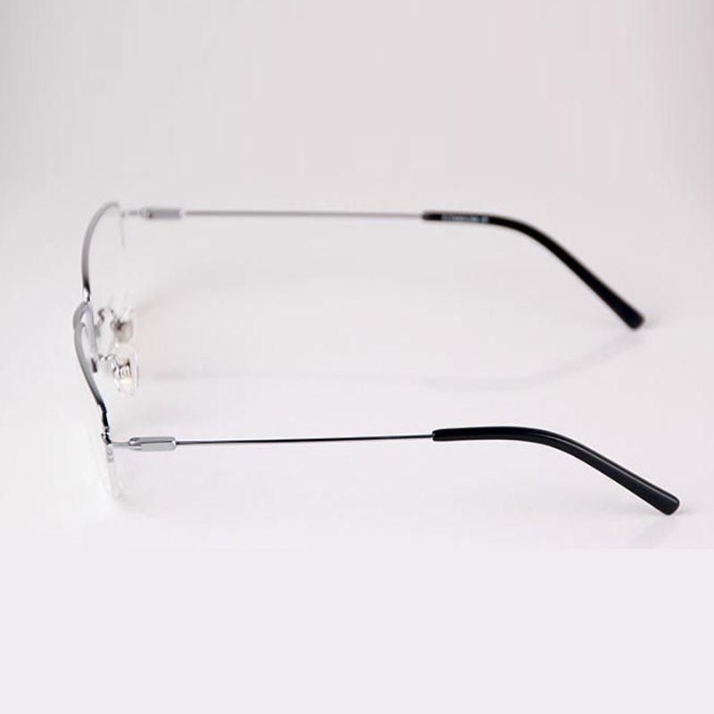 Meshkuj të modës Syzet e pastra të Titaniumit për Lexim, Veshja e - Aksesorë veshjesh - Foto 3
