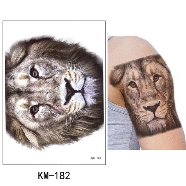 a56e4e35f קנו אמנות הקעקוע והגוף   1x DIY Body Art Temporary Tattoo Colorful ...