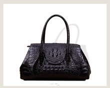 DIOLEVY Brand Women Leather Handbags Crocodile Pattern genuine leather women Bags fashion lady Shoulder Bag