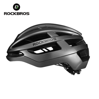 ROCKBROS Ultralight Helmet Bike Bicycle In Mold Adult Men's Safety Helmet Cycling Breathable Comfort Magnetic Buckle Helmets