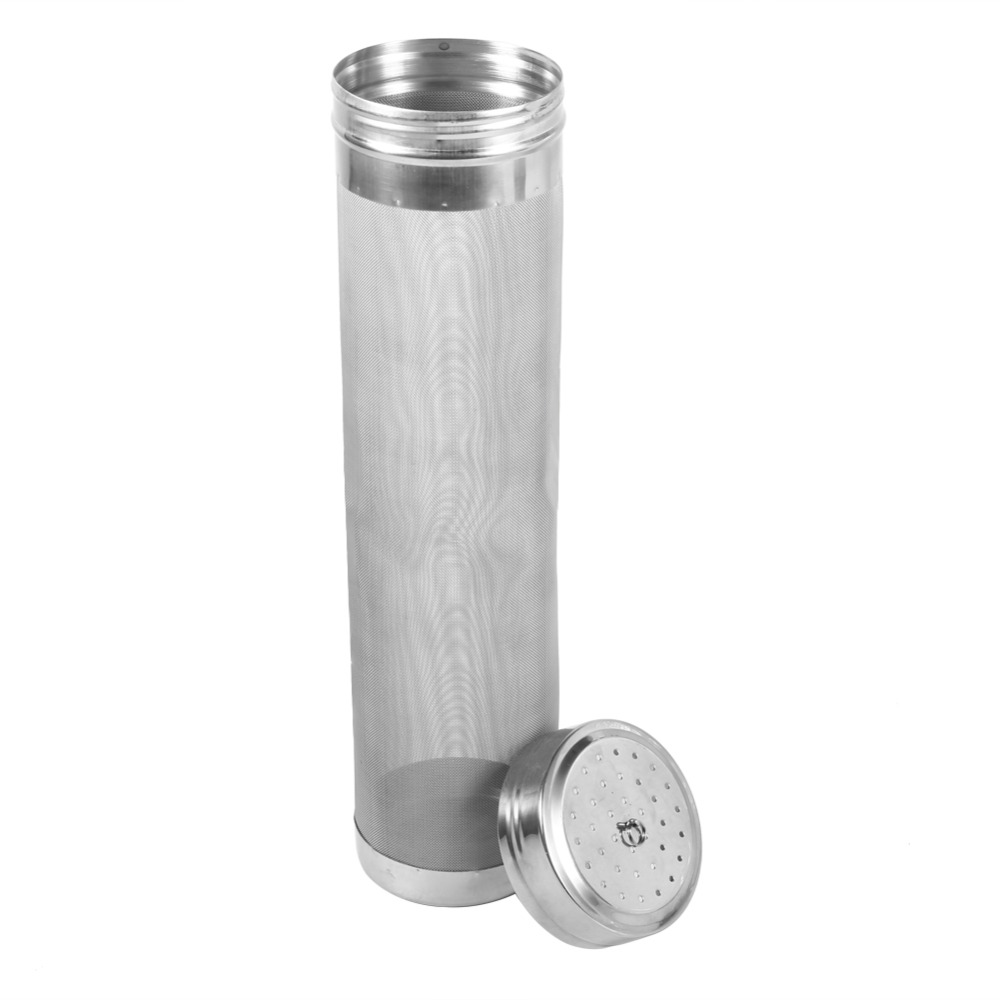 300 Micron Stainless Steel Hop Spider Mesh Beer Filter 14