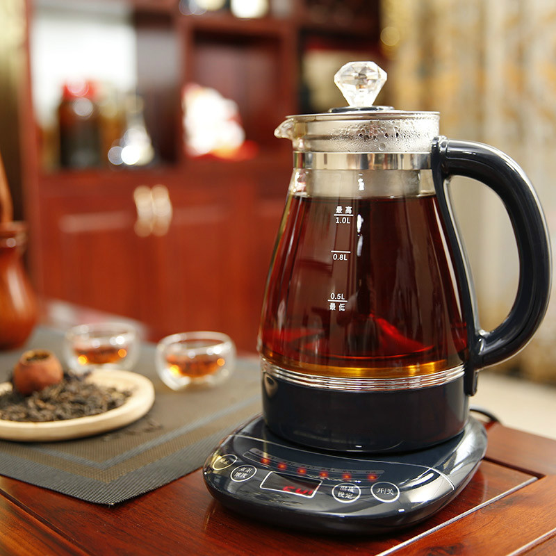 Household steam anhua black tea multi-functional bubble puer pot intelligent automatic стоимость