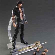Haocaitoy PA Figures Gladiolus Amicitia PVC Model Variant Ver. Action Figures Collectible Model Toys 28cm neca predator toys clan leader throne pvc predator action figures collectible model toys