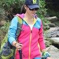 Женская флисовая куртка с капюшоном  ветрозащитная термальная куртка для отдыха  спорта  кемпинга  пеших прогулок  катания на лыжах  Осень-з...