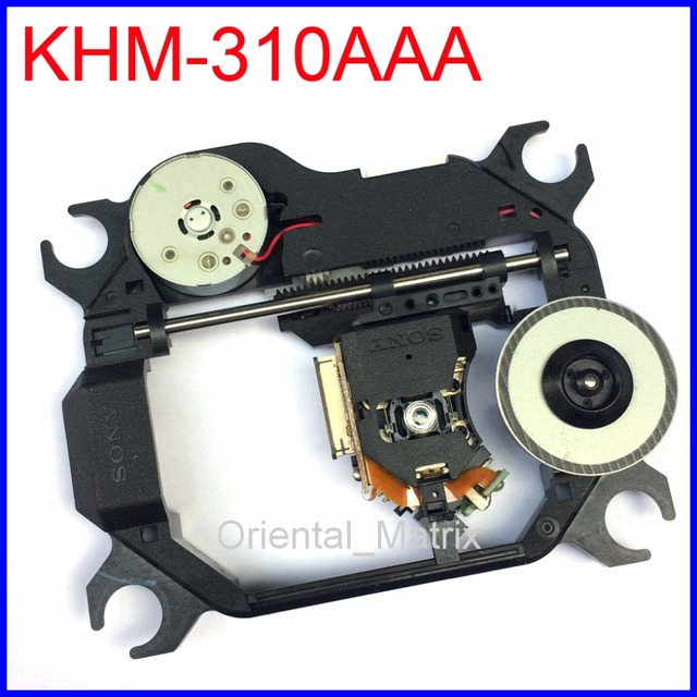 Frete Grátis Original KHM-310AAA Mecanismo de DVD Laser Óptico Pick UP KHM310AAA Optical Pick-up