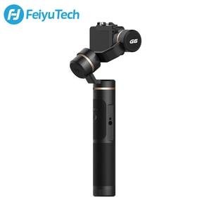 Image 3 - FeiyuTech G6 Splash Proof 3 Axis Handheld Gimbal Action Stabilizerกล้องBluetooth & WifiสำหรับGopro Hero 7 6 5 Sony RX0 Feiyu
