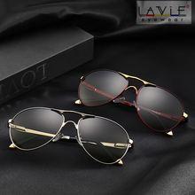 2019 Men Polarized Photochromic Sunglasses Men Pilot Sun glasses Business Style Discoloration Chameleon Change Color Glasses цена и фото