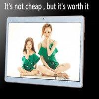 BDF 64GB Android 6 0 MTK Octa Core 10 Inch Tablets 4GB RAM 64GB ROM IPS