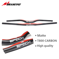 Newest Ullicyc Mountain Bike 3k Matt Full Carbon Handlebar Matte Carbon Bicycle Handlebar MTB Parts 31