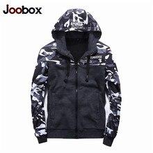 JOOBOX Brand 2017 New Arrival Fashion Men Hoodies and Sweatshirts fashion clothing high quality casual Male Hooded Sweatshirt