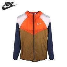 61f599c12e Nova Chegada Original 2019 NIKE tênis de Corrida dos homens Jaqueta Com  Capuz Sportswear(China