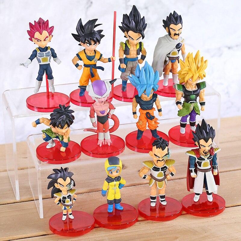 Movie Dragon Ball Super World Collectable Figure WCF Vol.1 1 Set 2018 Japan