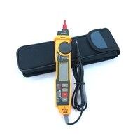 نوع MS8211 2000 التهم رقمي متعدد القلم عدم الاتصال ac dc الجهد الحالي الكهربائية المحمولة multitester ديود اختبار