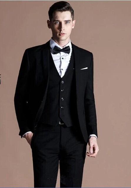 Aliexpress.com : Buy Custom England Style Tuxedo Young Men's ...