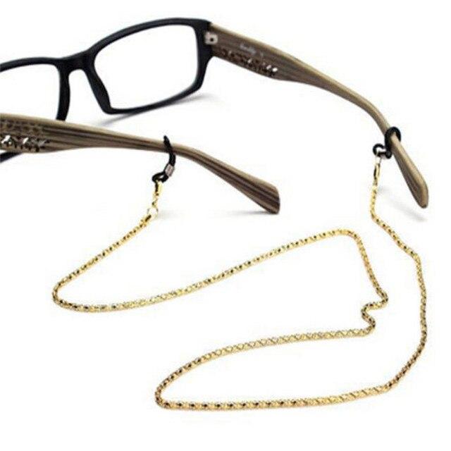 Óculos de leitura Óculos Óculos Titular Óculos de Sol Cordão de Pescoço  Alça de Corrente de. Passe o mouse em cima ... 40a478c34b