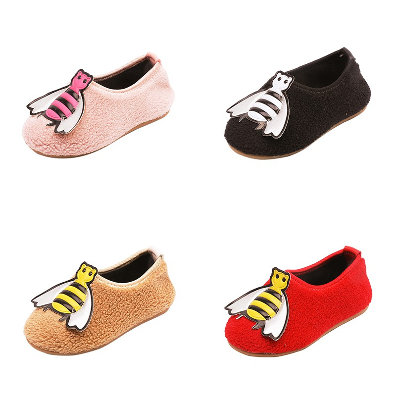 2018 Fall Baby Flock Shoes Boy Girl Moccasins Soft Shoes 2018 New fashion cute Soft Soled Non-slip Footwear Crib Shoes