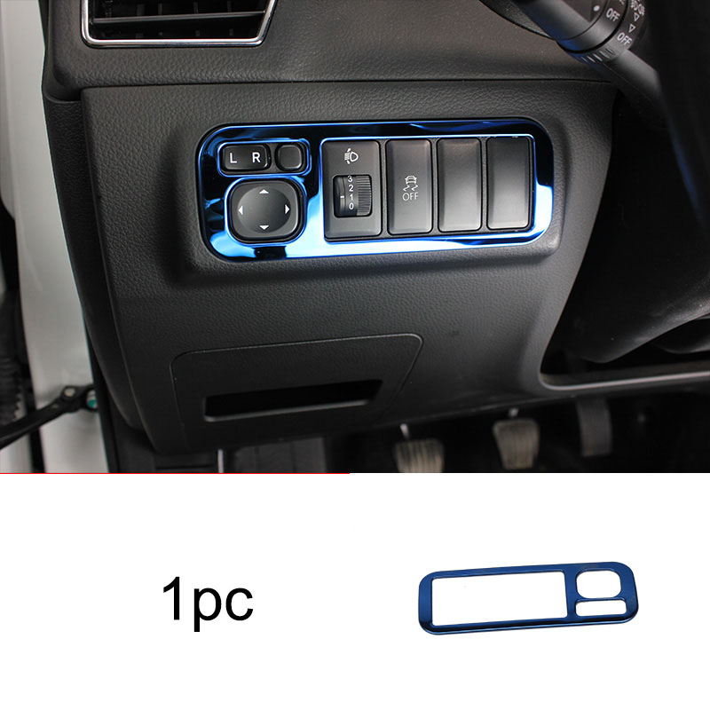 1pc for dongfeng S560 Headlight control switch Storage box Handle Decoration frame in Interior Mouldings from Automobiles Motorcycles