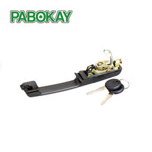 FOR VW PASSAT B3 88-93 OUTER RIGHT FRONT DOOR HANDLE NEW 357837206B(China)