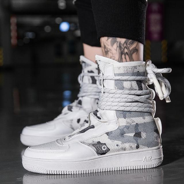 Designer Hip Hop Boots 4