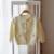 Primavera y otoño nuevo estilo de los bebés chaqueta de punto suéter de los niños niños de la manera bastante lindo suéter