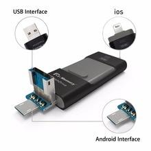 I flash drive for iphone 7plus apple 6s Pen Drive 16g 32g 64g andorid OTG Pendrive