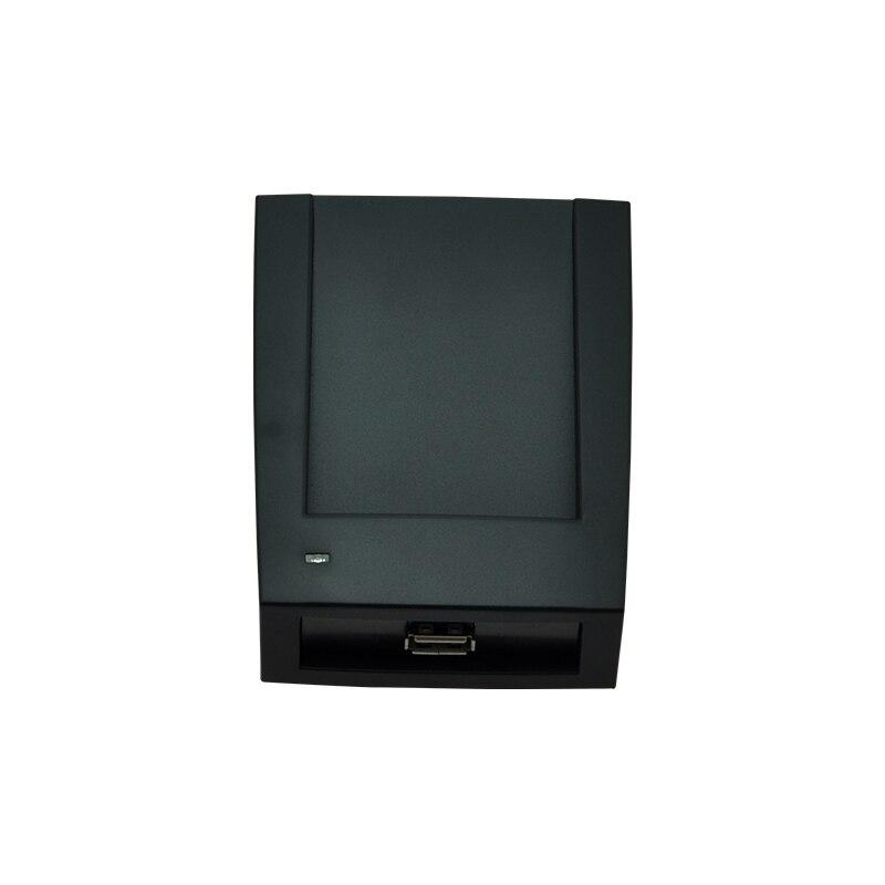 Livraison gratuite 125 KHz 134.2 KHz EM4305 T5577 lecteur de bureau RFID écrivain LF rf USB ISO11784/11785 FDX-A/B graveur de puces pour animaux