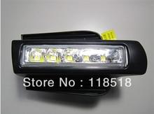 free shipping ,LED DRL Daytime Running Light with light-off function For Toyota Prado FJ120 2003 – 2009