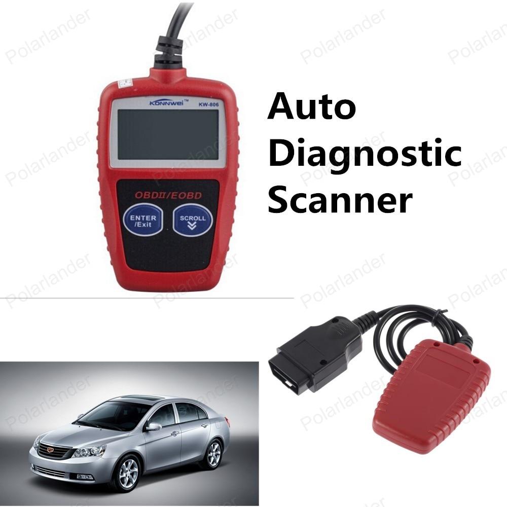 top quality new auto test tool obd 2 engine management car diagnostic tool car scanner in code. Black Bedroom Furniture Sets. Home Design Ideas