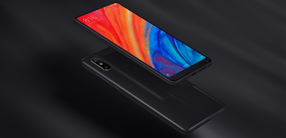 Xiaomi Mix 2S Wireless Charging 9