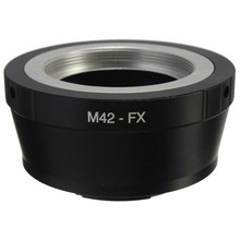M42 To FX X Lens Mount X-Pro1 X Pro1 X-E1 X-M1 Camera Adapter Ring Electronics Accessories Parts
