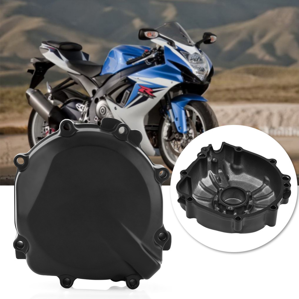 Motorcycle Engine Crank Case Stator Cover Car-Styling For Suzuki GSXR600/750 2004-2005 GSXR1000 2003-2004 Motocicleta Accessory for suzuki 2004 2005 gsxr 600 750 2003 2004 k3 k4 gsxr 1000 gsxr600 gsxr750 gsxr1000 motorcycle parts engine stator cover