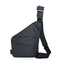 Senkey style Männer Tasche 2017 Heißen Männer Umhängetasche Mode-Trend Hohe Qualität Herren Crossbody Tasche Casual Wasserdichter Brust Pack