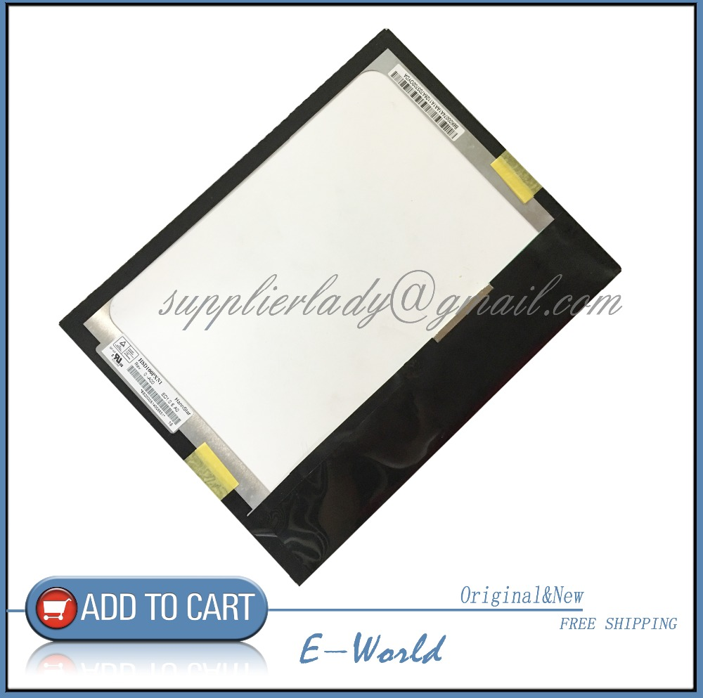 Original and New 10.1inch LCD screen HSD100PXN1-A00 HSD100PXN1 for tablet pc free shipping