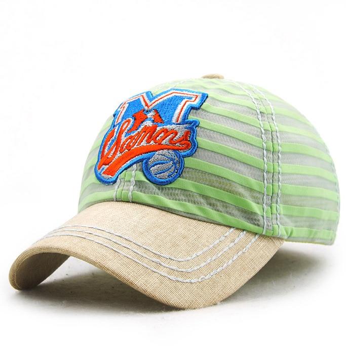 [JAMONT] Kasual Anak-anak Topi Musim Semi Musim Panas Topi Baseball - Aksesori pakaian - Foto 6