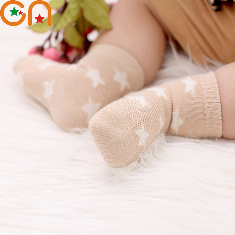 5 Pair/Lot Kids Soft Cotton Socks Boy Girl Baby Cute Cartoon Warm Stripe Fashion Sport For Spring Summer Autumn Winter Children 5