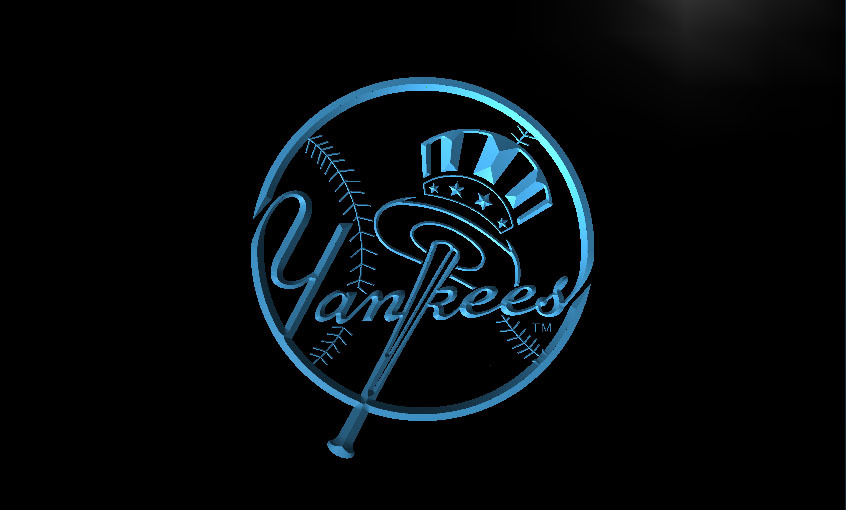 Aliexpress Buy LD122 NY New York Yankees Bar Club LED Neon Light Sign Home Decor Shop Crafts From Reliable Suppliers On Wholesale