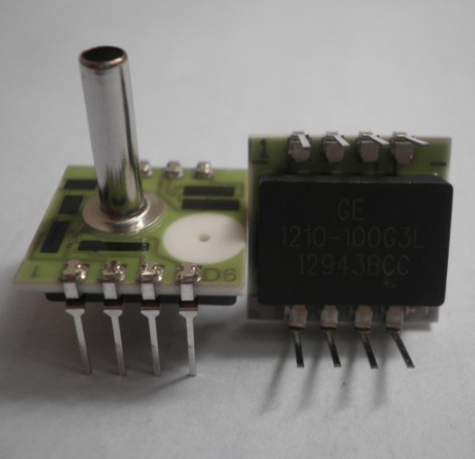 Original new 100% US import NPC-1210-100G-3L pressure sensor switch 700KPa цена
