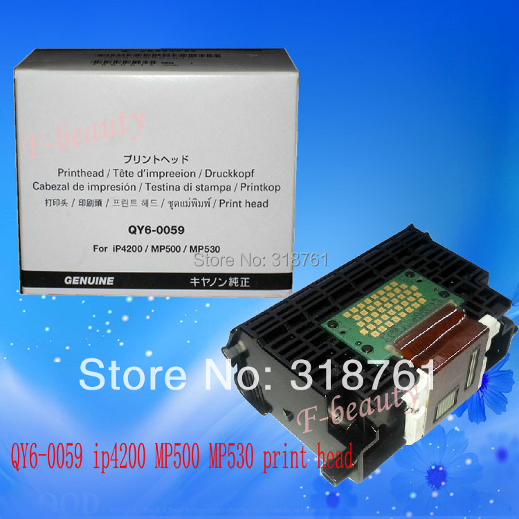 цены Original Print Head QY6-0059 Printhead Compatible For Canon IP4200 MP500 MP530 Printer Head