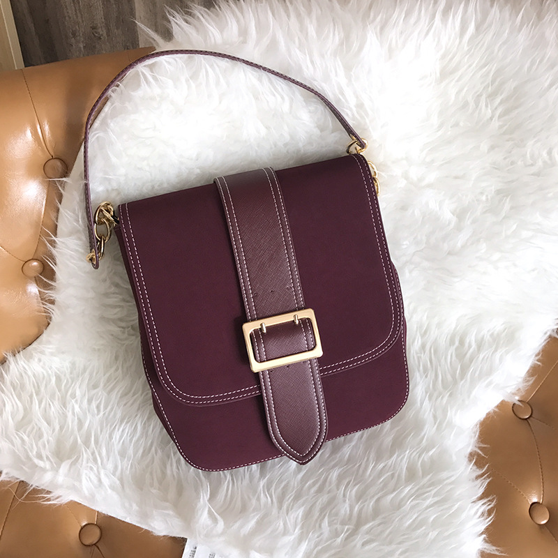 Women Bucket Messenger Bag purple Shoulder Bags for Ladies Handbag Bolsa Feminina Small Purse aelicy women fashion handbag crack shoulder bag large tote ladies purse messenger bag solid bag bolsa feminina bags women 0829