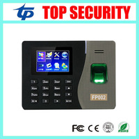 New Arrived FP002 TCP IP Biometric Fingerprint Time Attendance Linux System Network Fingerprint Time Clock Fingerprint