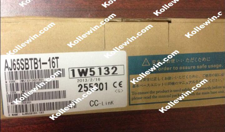 все цены на AJ65SBTB1-16T PLC MODULE Programmable Logic Controller AJ65SBTB116T онлайн