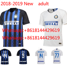 157b8a6735b 2018 2019 new Inter Milanes soccer Jerseys camisetas shirt survetement man 18  19 Football shirt(