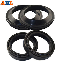 AHL 27x37x7.5/9.5 27 37 Motorcycle Front Fork  Damper Oil Seal & Dust Seal For Honda CB100 1970-1972 CL100 CL100S CT110 CT90