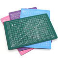 Color A5 Pvc Cutting Mat Board Patchwork Tools Planner Scrapbooking Diy Accessories Self-Healing Cutting Pad School Stationery