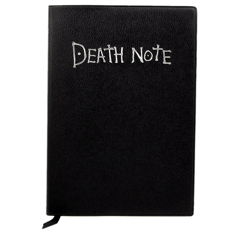 Fashion Anime Theme Death Note Cosplay Notebook New School Large Writing Journal 20.5cm*14.5cm