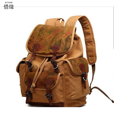 XIYUAN Backpack For Student Teenager School Back Pack MENs Casual Daypacks Men Canvas Laptop Backpack MALE Canvas Backpack GIFTXIYUAN Backpack For Student Teenager School Back Pack MENs Casual Daypacks Men Canvas Laptop Backpack MALE Canvas Backpack GIFT