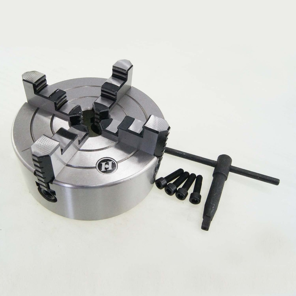 Independent Lathe Chuck 4 Jaw CNC Milling Drilling Tool K72-160mm TIAN PAI disto d410 с поверкой