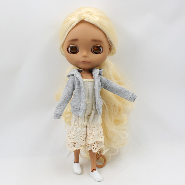 Blyth 1/6 Doll Clothes Hoodie coat different colors ICY Licca Free Joint body free Shipping