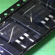 Хорошее качество 10 шт./лот IRFW644B IRFW644 TO263 MOS полевой транзистор 14A 250 V N-channel